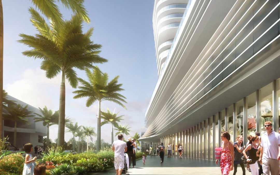 Miami Beach Convention Center Hotel Submitted For Review With 800 Rooms