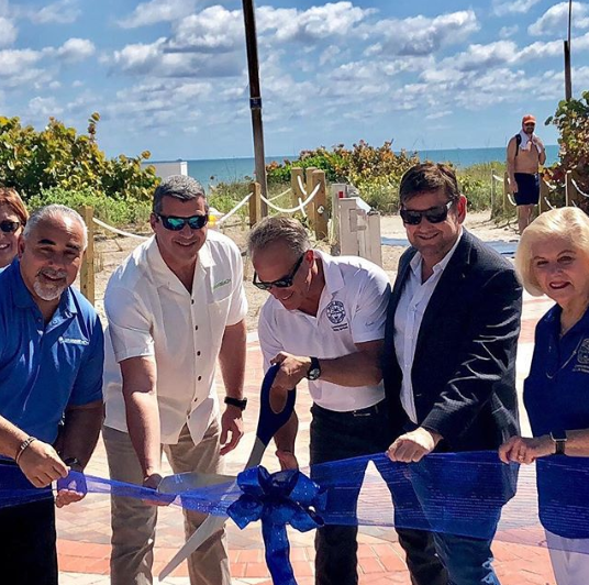 Yet Another Section Of Beachwalk Now Open In Miami Beach, With More Coming In Months
